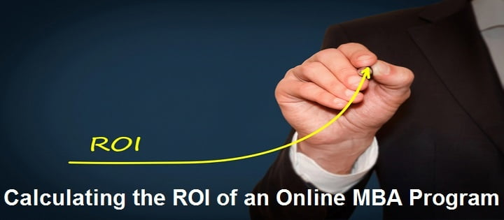 Calculating the ROI of an Online MBA Program
