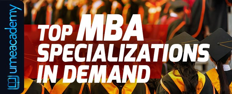 TOP MBA SPECIALIZATION IN DEMAND