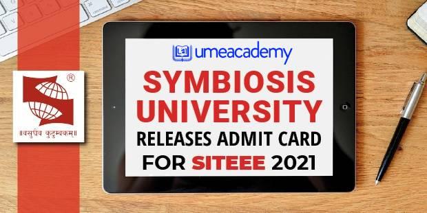 SITEEE 2021 Admit Card