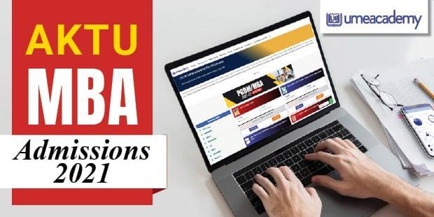 AKTU MBA Admission 2021