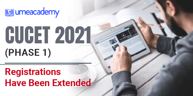 CUCET 2021 Registration has been extended