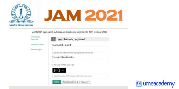 Read more about the article IIT JAM 2021: Admission List, Cut-off and Counseling