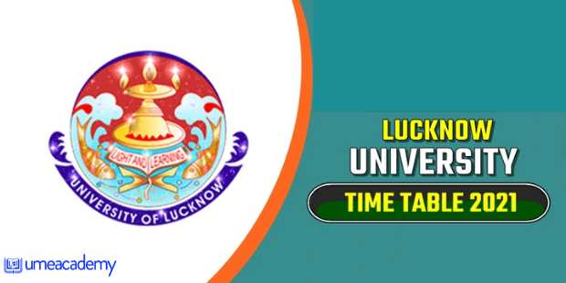 Read more about the article Lucknow University Exam 2021: Time Table Released