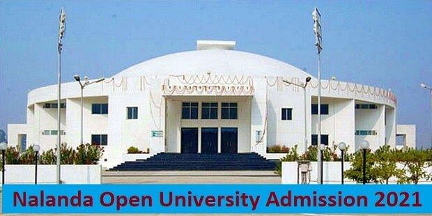 Nalanda Open University Admission 2021
