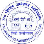 Dr. Bhim Rao Ambedkar College logo