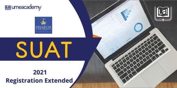 SUAT 2021 Registration extended