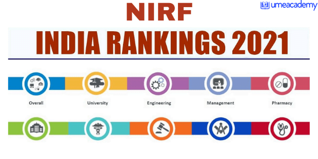 Read more about the article NIRF 2021 Ranking Check List of all categories India's top universities and colleges