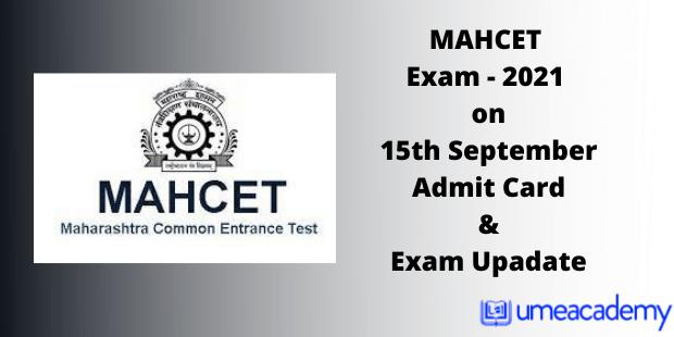 Maharashtra MCA Common Entrance Test